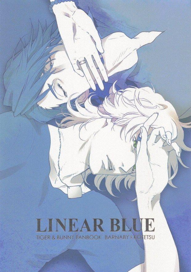 【BLエロ同人誌】LINEAR BLUE②【TIGER & BUNNY】