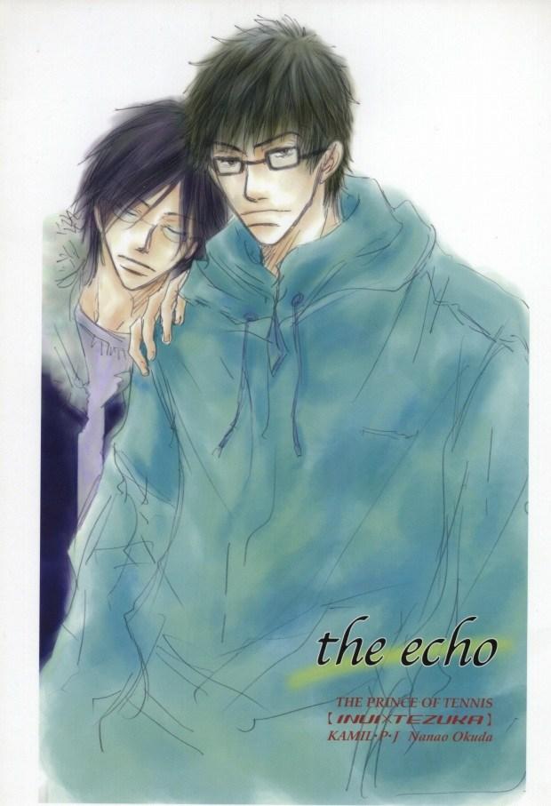 【BLエロ同人誌】乾×手塚「the echo」【テニスの王子様】