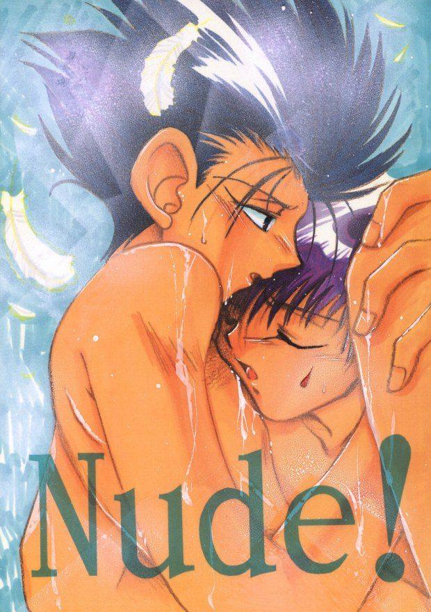 【BLエロ同人誌】ジュリオ×カルロ☆Nude!【爆走兄弟レッツ&ゴー!!】