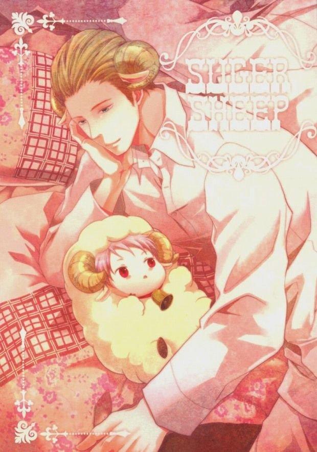【BLエロ同人誌】ギルベルト×ルードヴィッヒ☆SUGAR SHEEP【ヘタリア】