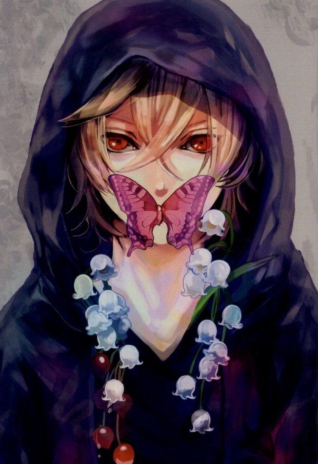 【BLエロ同人誌】吉野×真広「Like a Flower」【絶園のテンペスト】