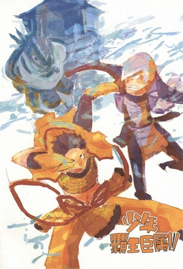 【戦国BASARA3BL漫画】家康×三成☆少年覇王臣属!【ボーイズラブ同人誌】
