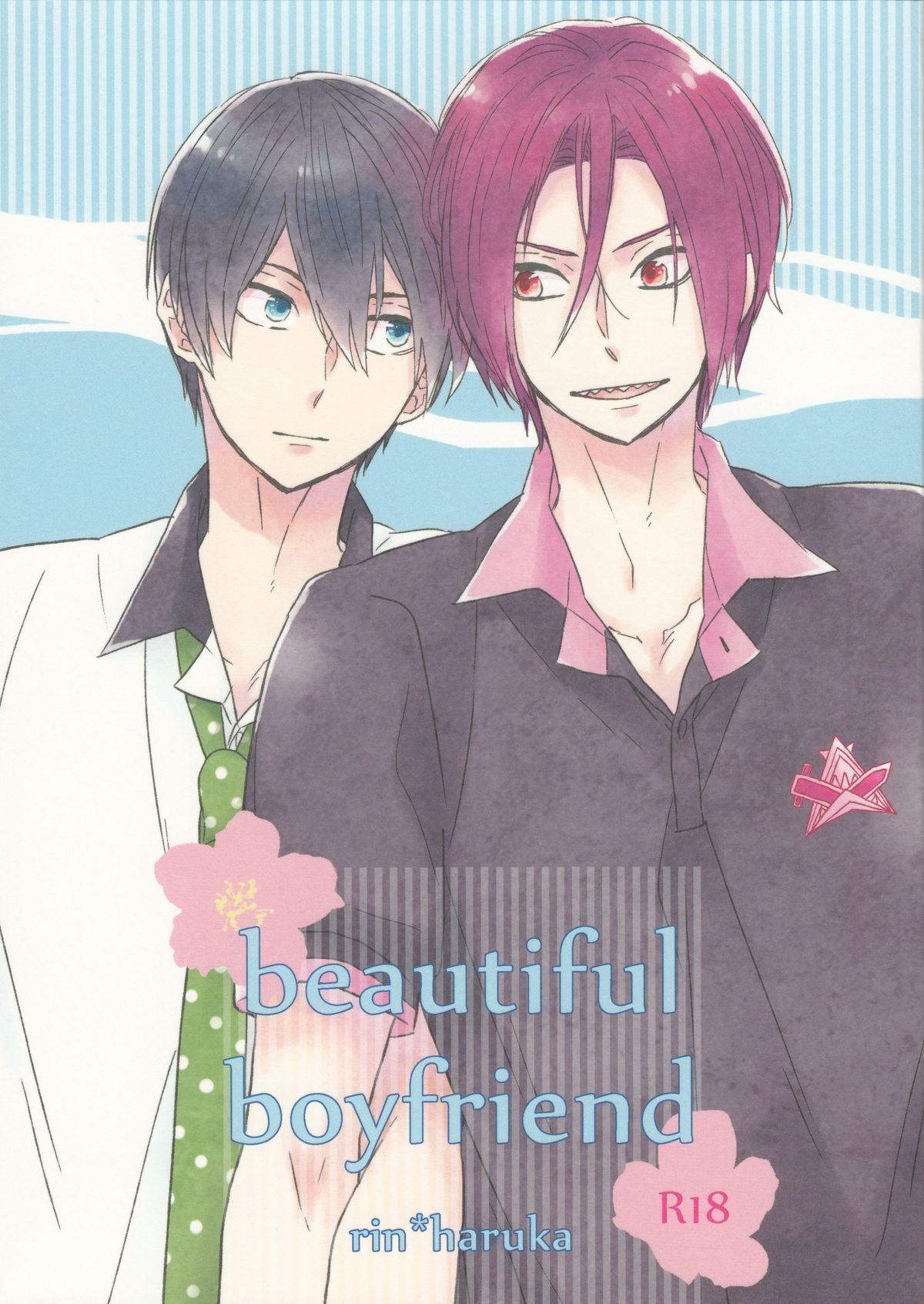 【Free!ボーイズラブ漫画】凛×遙「beautiful boyfriend」※18禁【BLエロ同人誌】