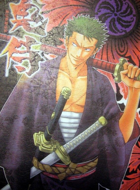 【ワンピースBLエロ同人誌】ゾロ×サンジ「鬼侍」※侍パロ【ボーイズラブ漫画】