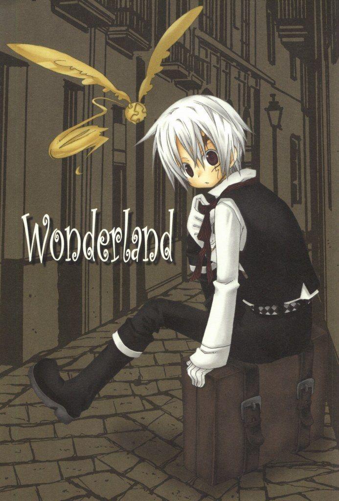 【DグレBLエロ同人誌】神田×アレン「Wonderland」※ボーイズラブ漫画【D.Gray-man】