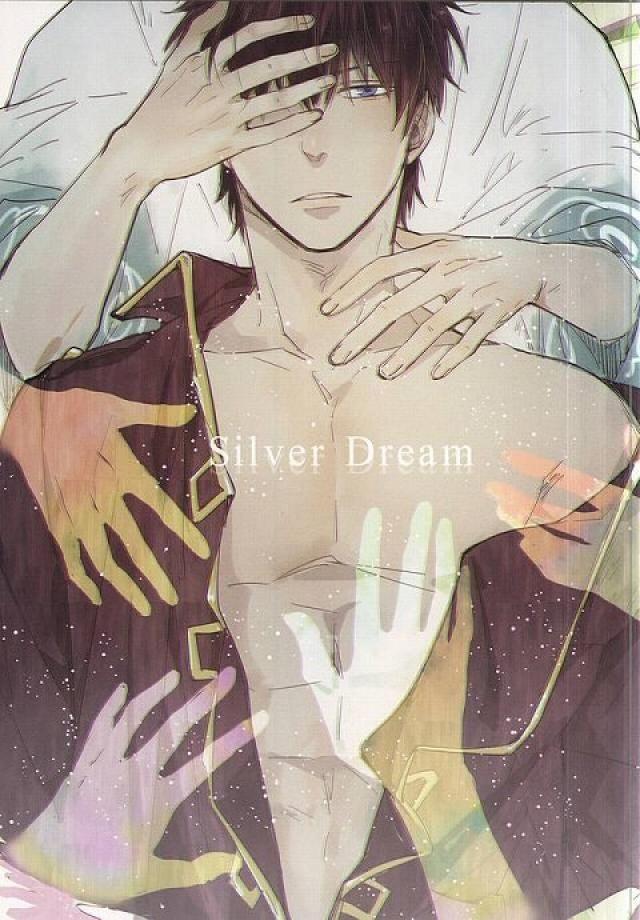 【銀魂BLエロ同人誌】銀時×土方「Silver Dream」※アリスパロ【ボーイズラブ漫画】