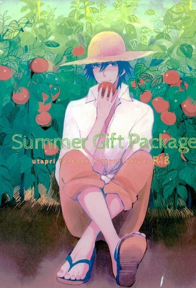 【うたプリBLエロ同人誌】音也×トキヤ「Summer Gift Package」※ボーイズラブ漫画【うたの☆プリンスさまっ♪】