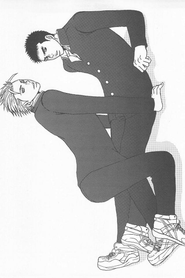 【BL同人誌】ヤンキーな後輩に貞操帯をはめられた野球部男子がらさにローターで調教され…【オリジナル】 036