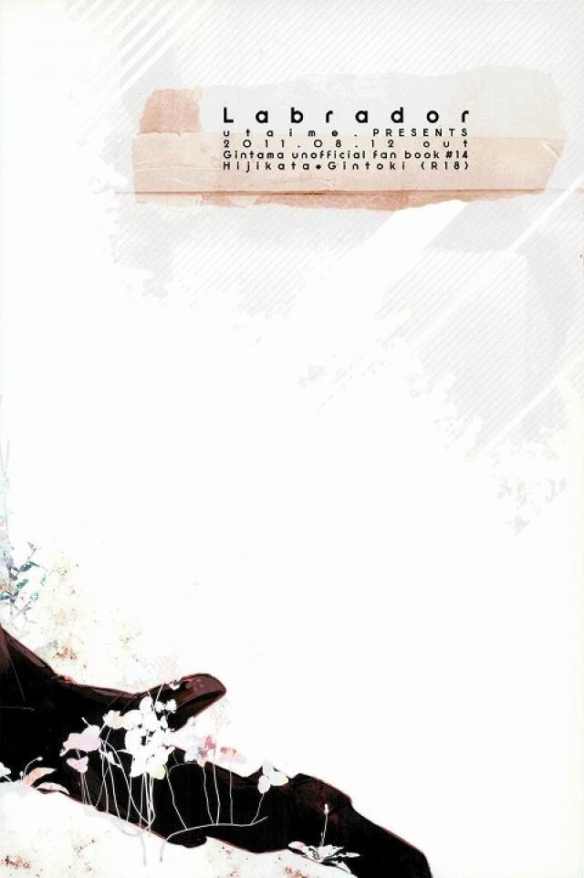 【土方×銀時】もう逃げられない!?しつこい土方相手に陥落した銀時【銀魂 BL同人誌】 032