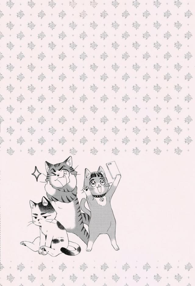 【ヴィクトル×勇利】猫になったユリオと勇利はヴィクトルに飼われちゃってるwww猫は猫なりに悩みながら、仲良く3人で暮らしているみたい・・・♪【ユーリ!!! on ICE BL同人誌】 014