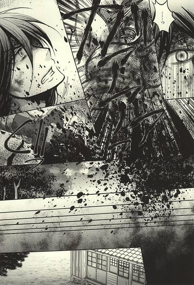 【刀剣乱舞 BL同人】ショタっ子の堀川国広が大怪我を負った和泉守兼定にお尻掘らせてラブラブセックスしてるよ~www 015