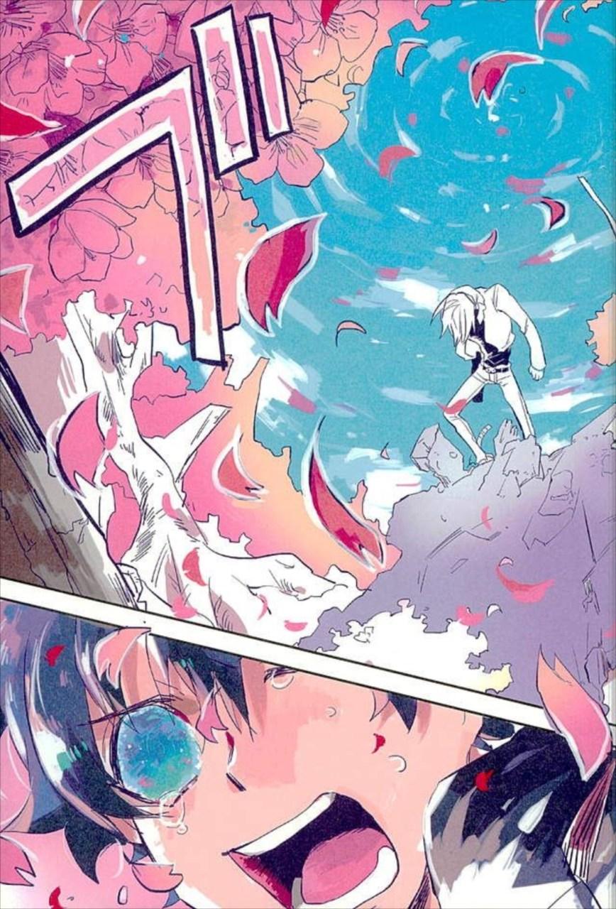 【エロ同人誌 血界戦線】事件のキーになってしまったザップさんのお世話をするレオwww【無料 エロ漫画】 060