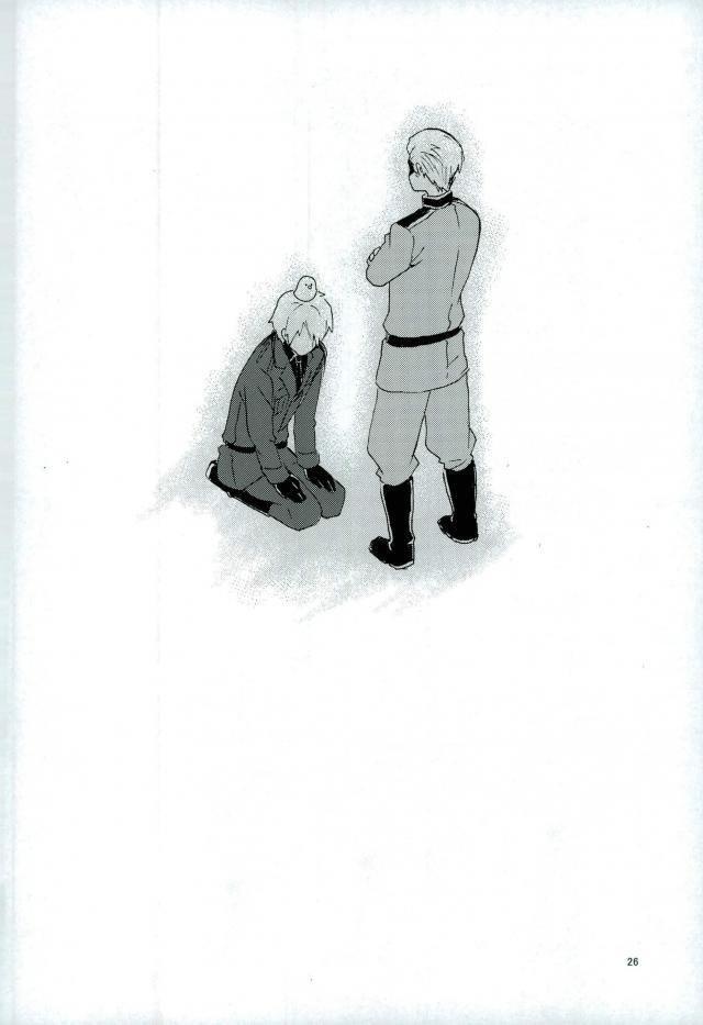 【エロ同人誌 ヘタリア】ヘタリアのオールキャラがお送りするギャグ漫画www【無料 エロ漫画】 026