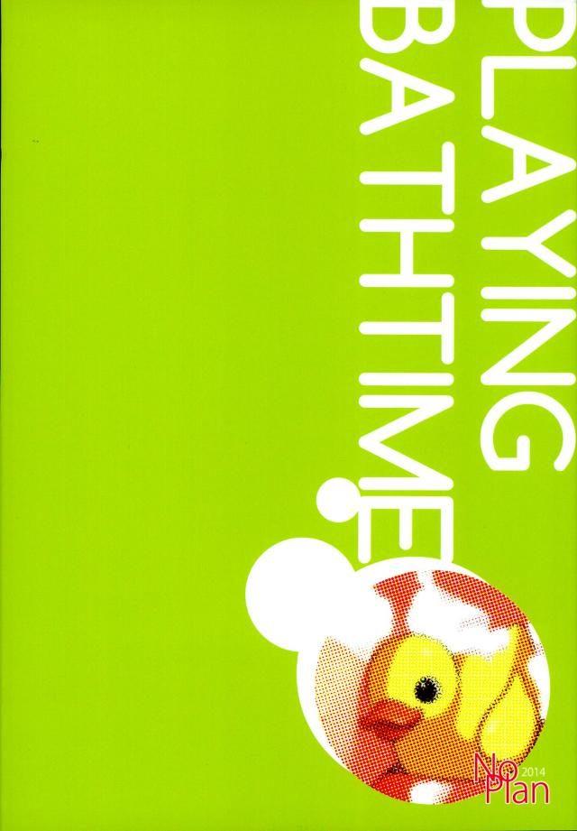 【エロ同人誌 エヴァンゲリオン】お風呂でラブラブぬるぬるエッチするカヲルとシンジ♪【無料 エロ漫画】 019