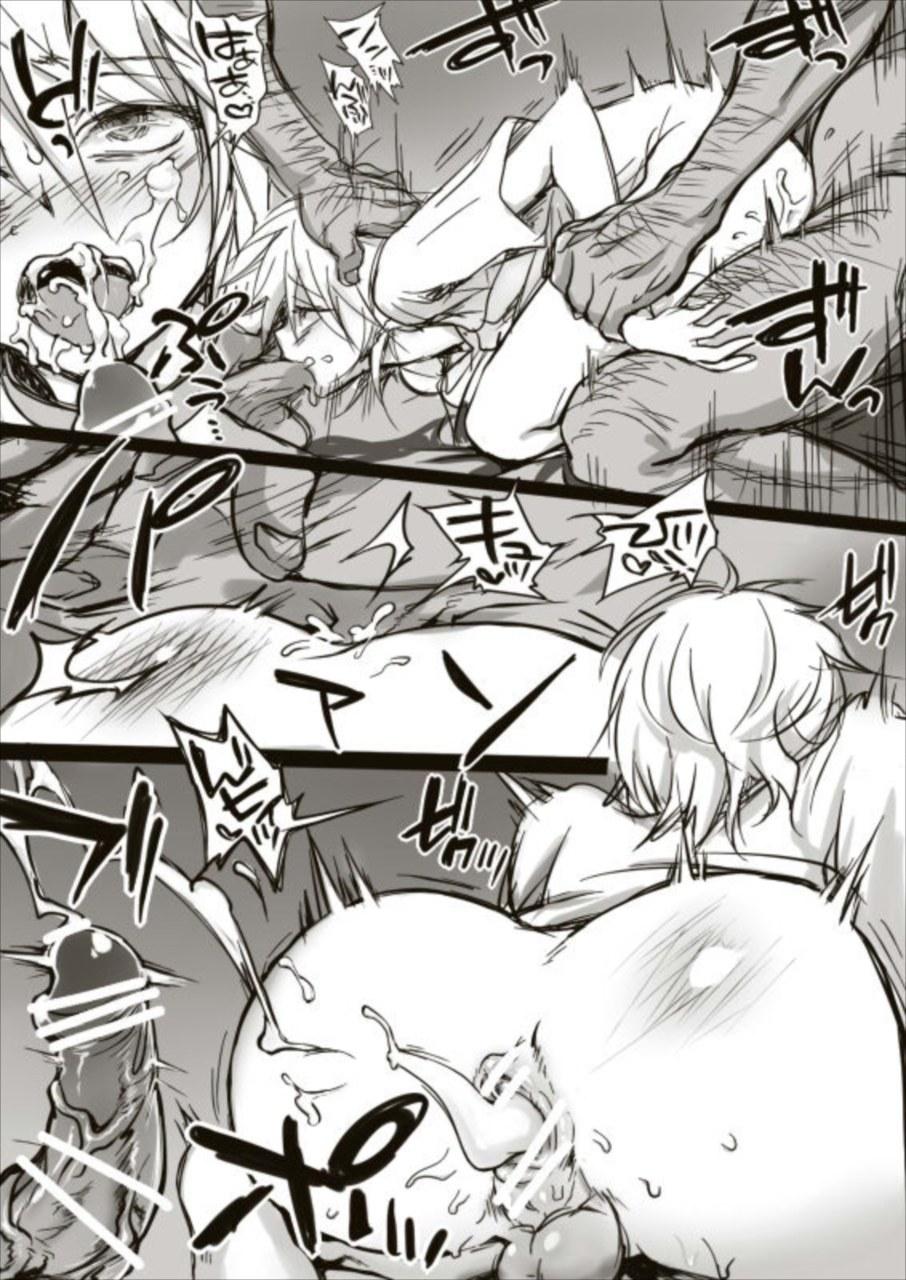 【エロ同人誌 アルドノア・ゼロ】スレインの幸せを考える伊奈帆さんが、なにゃかんやで童貞も処女もスレインに美味しく頂かれるw【無料 エロ漫画】 023
