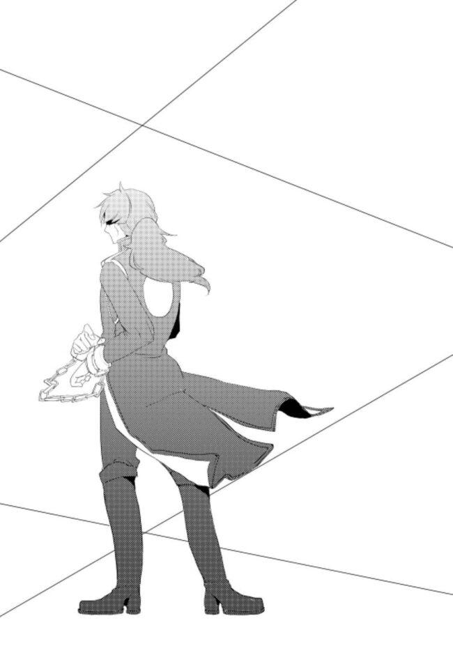 【逆転裁判 エロ同人】自らおねだりしてオッサンとヤりまくるユガミwww【無料 エロ漫画】 (15)