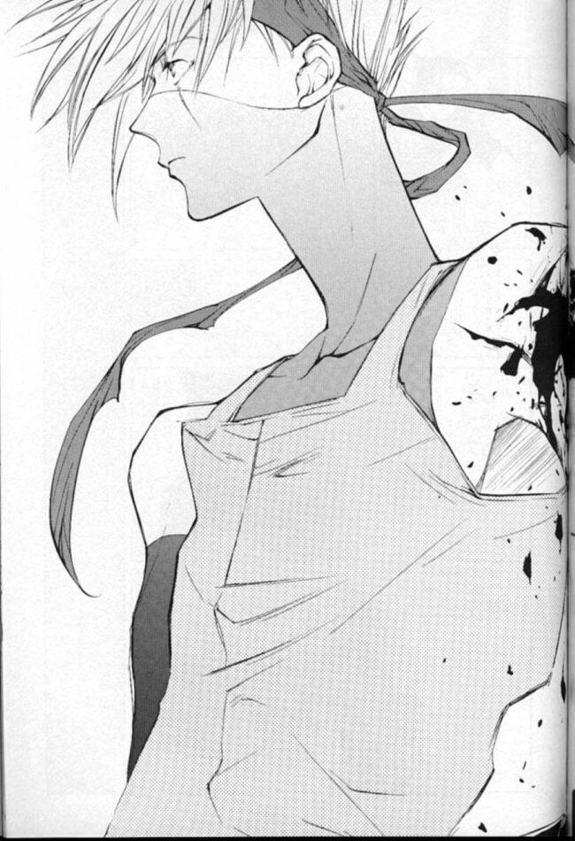【NARUTO-ナルト- エロ同人】カカシは自分を洗ってくれるイルカの元へ行ってセックスするwww【無料 エロ漫画】 (10)